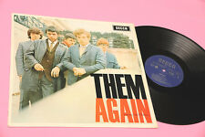 THEM LP AGAIN 1970 DECCA UNBOXED EX !!!!!!!!!!!!!!!!!!!!!!!!!!!!!!!!!