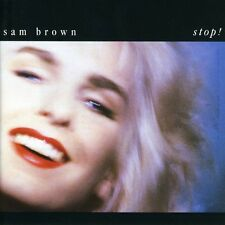Stop - Sam Brown (2004, CD NIEUW)