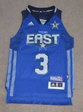 Dwyane Wade NBA All Star Jersey Youth Small Swingman Miami Heat Sewn 2011