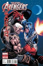 AVENGERS X-SANCTION ISSUE 1 - SOLD OUT FIRST 1st PRINT X-MEN VS AVENGERS PRELUDE