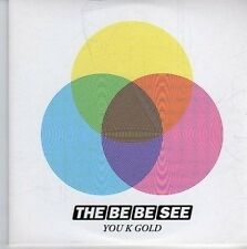 (DE287) The Be Be See, You K Gold - 2006 DJ CD