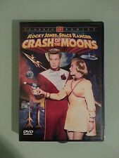 ROCKY JONES SPACE RANGER CRASH OF THE MOONS     DVD NEW