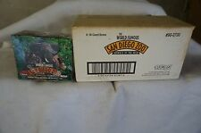 A case of San Diego Zoo Animals of the Wild Trading Card 36 Unopened Pack Box