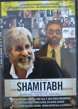 SHAMITABH,HINDI BOLLYWOOD MOVIE(2015) DVD WIDESCREEN EDITION QUALITY PICTURE
