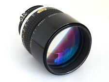 NIKON NIKKOR 135mm f2.0 AIS - LOVELY!