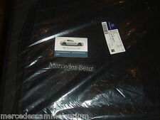 Mercedes Benz Original Kit Rips Alfombrillas Clase E W 124 Env.Orig. negro nuevo