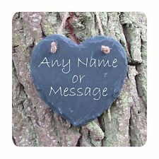 PERSONALISED HEART  IMAGE PRINT VALENTINES DAY 9CM X 9CM SQUARE MDF COASTER