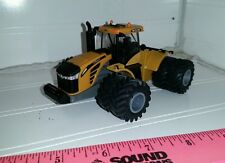 1/64 ERTL custom farm toy loaded cat agco challenger mt975e 4wd tractor duals