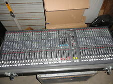 DDA CS3-40 CHANNEL AUDIO MIXING CONSOLE DEMO IN ROAD CASE