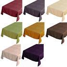 Gartentischdecke Classic Tischdecke Rund Eckig Oval Farbe wählbar Lotus Effekt