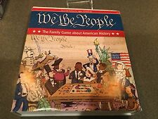 We The People! The Family Board Game About American History