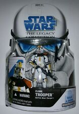 Star Wars Legacy Collection Clone Trooper 327th Star Corps BD 29 NOC