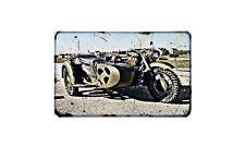 Dnepr K750 Motorbike A4 photo Retro Bike