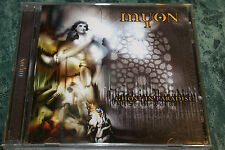 Myon Ghost In Paradise CD 2002 Crash Music RARE FIRST PRESSING HTF OOP RUSSIA