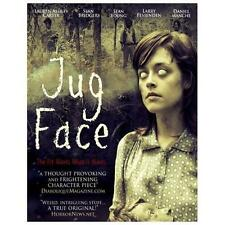 Jug Face (Blu-ray Disc, 2013) Brand New Horror Lauren Ashley Carter Sean Young