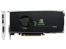Nvidia Quadro FX 3800 1GB GDDR3 PCIe x16 Dual DP Graphics Video Card Workstation