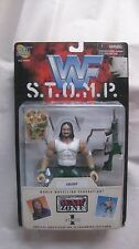 WWF S.T.O.M.P. War Zone Series 1 Crush Action Figure From Jakks 1997    NEW t661
