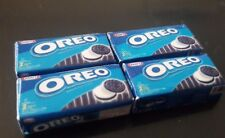 4 Dollhouse Miniatures Food Groceries Supply Handcrafted  Oreo Chocolate Cookies
