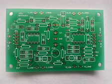 Active Crossover PCB 2-way, 2nd order stereo or 3rd, 4th order mono (new!)
