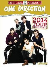 One Direction Official World Tour Highlights  Very Good Book