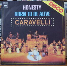 CARAVELLI BORN TO BE ALIVE DISCO FRENCH SP CBS 1979