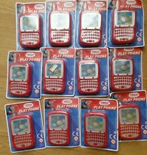 JOBLOT 12 THOMAS & FRIENDS ' PLAY PHONE' party bags etc