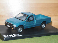 OPEL Campo / Vauxhall Brava 2 Door 1993 -2001 in Blue 1/43rd Scale