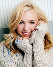 PEYTON LIST.. Breathtaking Young Beauty (Jessie) SIGNED
