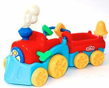 CAILLOU RUCA POP WIND UP LEARNING AND ACTIVITY TRAIN TOY