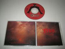 DIO/LIVE TRACKS(VERTIGO/PHCD-3124)JAPAN CD ALBUM