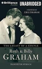 Ruth and Billy Graham : The Legacy of a Couple by Hanspeter Nüesch (2015, CD,...