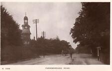 Farnborough Road unused RP old pc WHS Kingsway S3344
