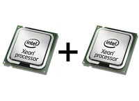 2x Intel Xeon X5650 12x 2,66GHz Six Core Prozessor - SLBV3 - Matched Pair