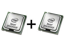 2x Intel Xeon X5670 12x 2,93 GHz Six Core Prozessor Matched Pair Sockel LGA 1366