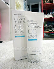 3W Clinic Crystal Whitening CC Cream SPF 50 PA+++ Natural Beige 50ml BB Cream