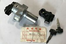 Kit serrature   - Key Set - Honda CB750K NOS: 35010-410-612