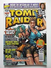 Wizard Special Edition Magazine Tomb Raider Lara Croft Witchblade Top Cow (M1112