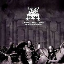 DARK MESSIAH - Αρετή Και Δόξα Αιώνια (Virtue And Glory Eternal) CD 2011