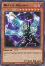 BARREL DRAGON - (DPBC-EN041) - Rare - 1st - Yu-Gi-Oh Duelist Pack Battle City
