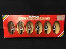 BRITAINS 7227 HORSEGUARDS AND LIFEGUARDS CEREMONIAL METAL TOY SOLDIER FIGURE SET