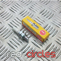 NGK C7HSA PIT DIRT BIKE PERFORMANCE RACING SPARK PLUG 125cc 110cc 140cc PITBIKE