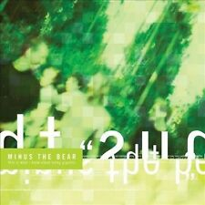 MINUS THE BEAR This Is What I Know About Being Gigantic 180g VINYL LP NEW/SEALED