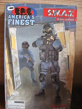 1/6 GI JOE ACTION MAN  21 CENTURY SWAT TEAM LEADER 1 POLICE GENDARMERIE 30cm