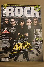 Teraz Rock 3/2016 Antrax, The Beatles,  Kult, David Bowie, Scott Weilamd