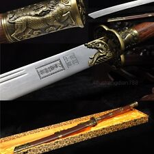 41'FOLDED STEEL BLADEHIGH QUALITY HAND MADE CHINESE SWORD DAO (康熙宝刀)