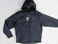 Mountain Hardwear Finde Jacket Shell-Waterproof- Black -Men's Large- NWT