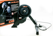 JetBlack Whisper Drive Direct Drive Indoor Bike Exercise Cycling Trainer NE
