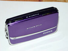 Fujifilm FinePix Z Series Z80 14.2 MP Digital Camera - Purple