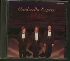 CINDERELLA EXPRESS A.S.A.P. 1992 JAPAN CD J.POP