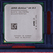 Good work AMD Athlon 64 X2 1000MHz 3.1 GHz AM2 CPU Processor 6000+ ADV6000IAA5DO